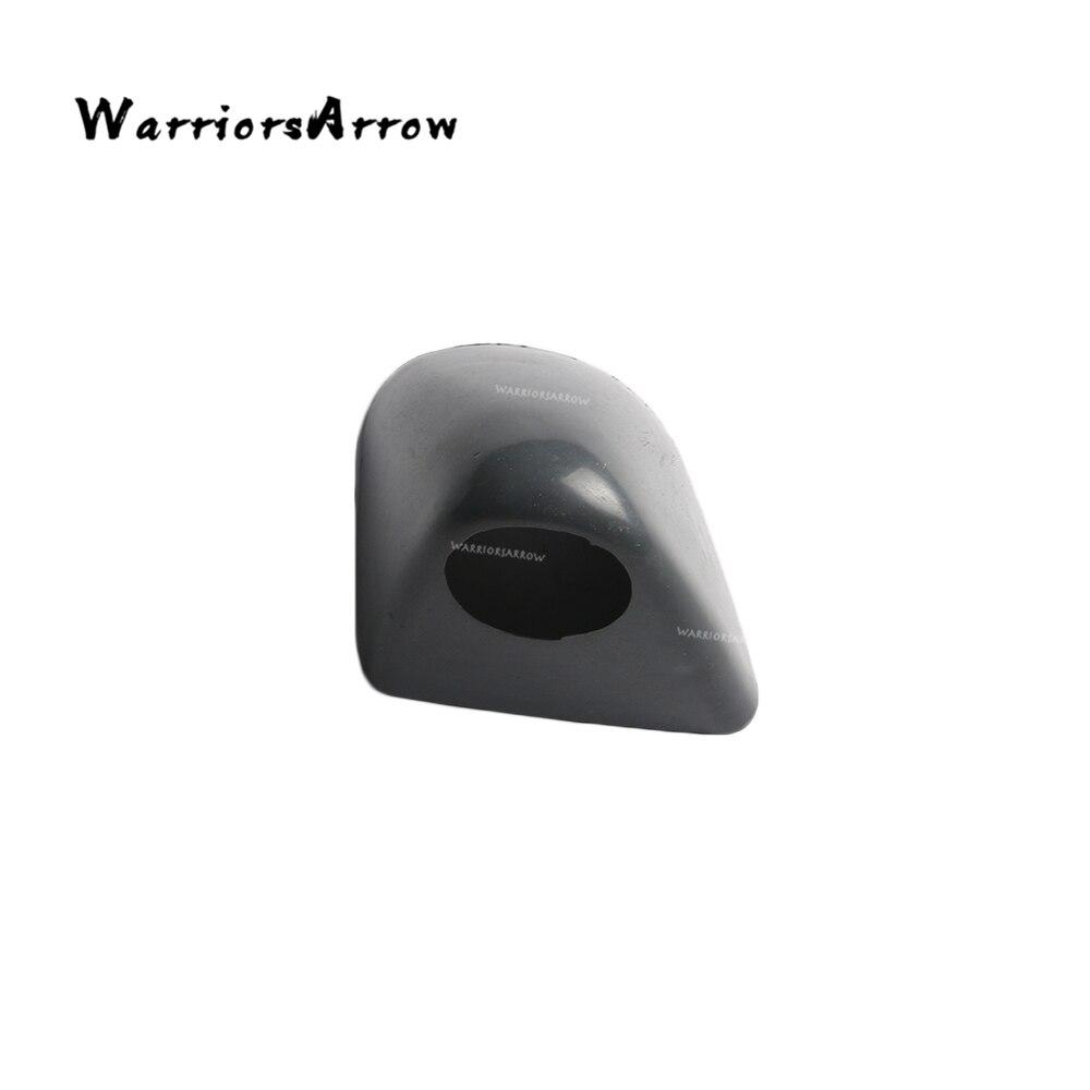 Warriorsarrow farol arruela bico unprimed cobrindo guarnição tampa direita para bmw x5 1999 2000 2001 2002 2003 2004 61678252746