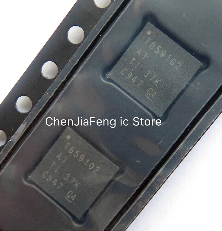10 unids/lote nuevo original TPS659102A1RSLR T659102 QFN
