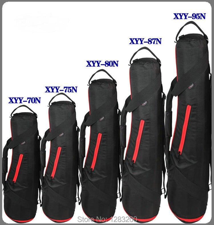 80 CM trépied sac caméra trépied vessie sac caméra sac de voyage pour MANFROTTO GITZO FLM YUNTENG
