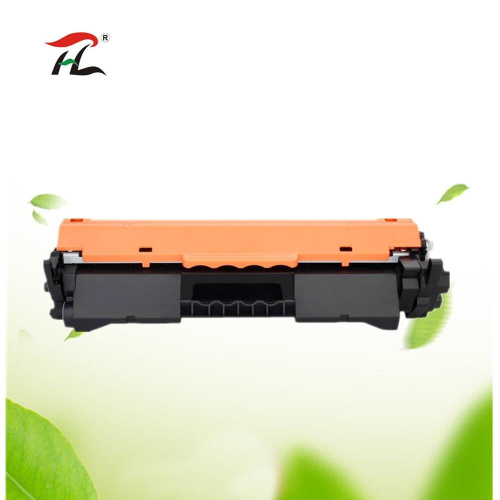 תואם CF217A CF217 217 217A טונר מחסנית עבור HP LaserJet Pro M102a M102W 102 MFP M130a M130fn 130 130fn M102 m130