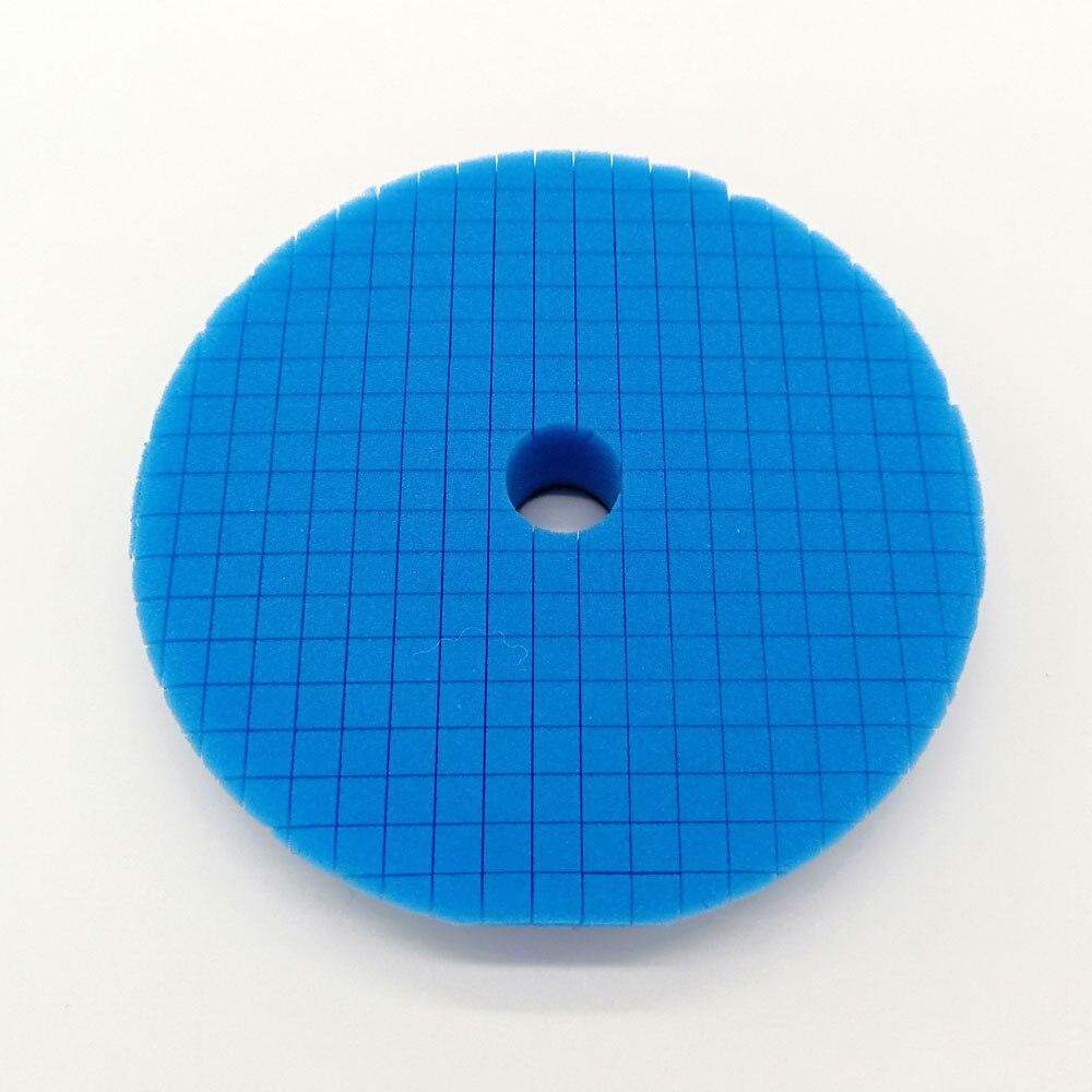 Car Polishing Kit 4/6/7 Inch  Car Polish Buffing Pad Abrasive Disc Sponge Foam Pads enlarge