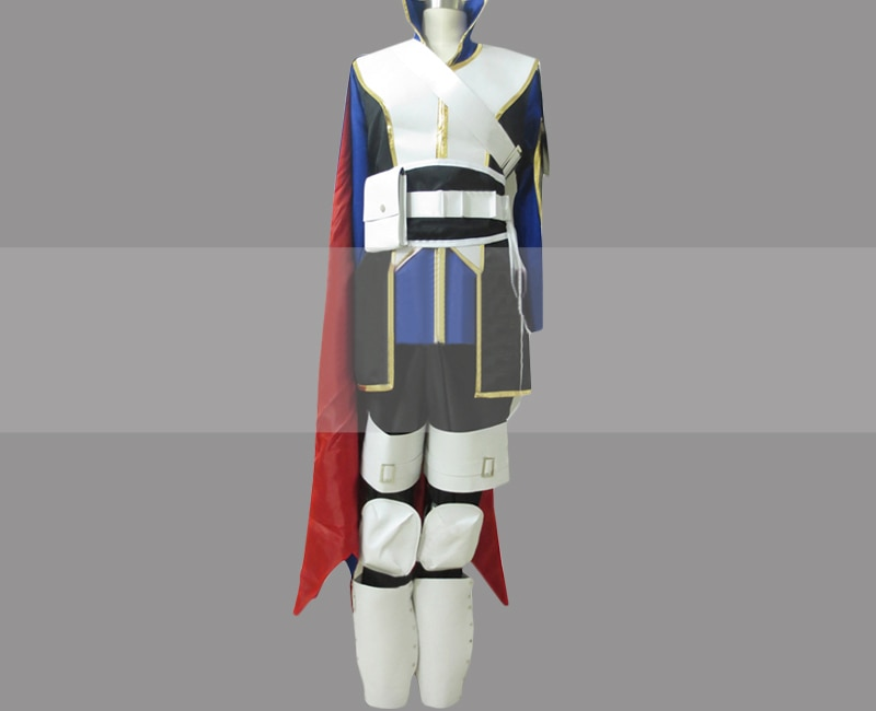 Disfraz personalizado Fire Emblem Awakening DLC Roy