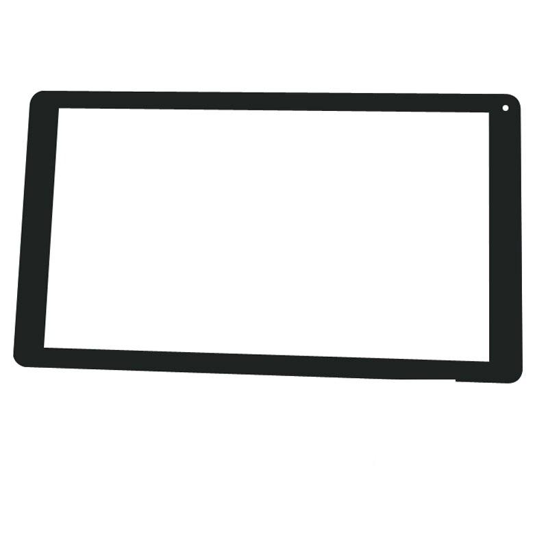Novo Para 10.1 polegada TAQ-10363 DENVER tablet Painel touch screen Digitador Sensor de Peças de Reposição
