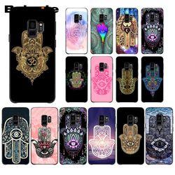 Чехол для телефона Babaite Hamsa Hand of Fatima для Samsung Galaxy S20 S9 plus S7 edge S10 Plus S10E S20 S10lite S8 plus S5