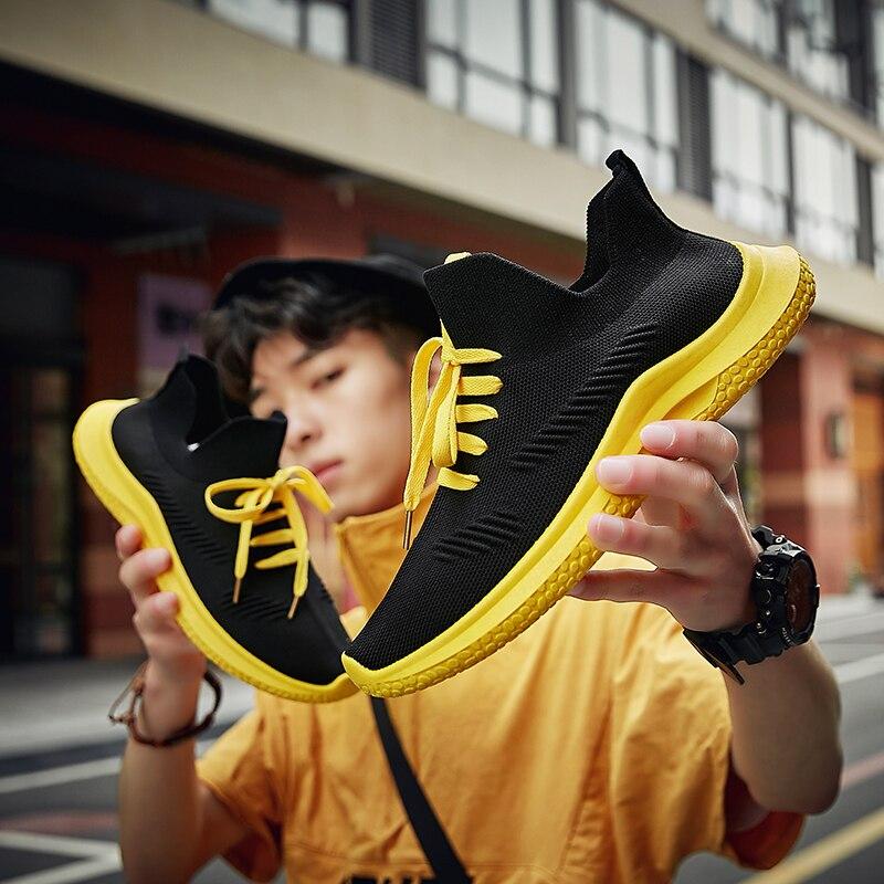 Zapatillas deportivas informales para Hombre, calzado deportivo a la moda para Hombre