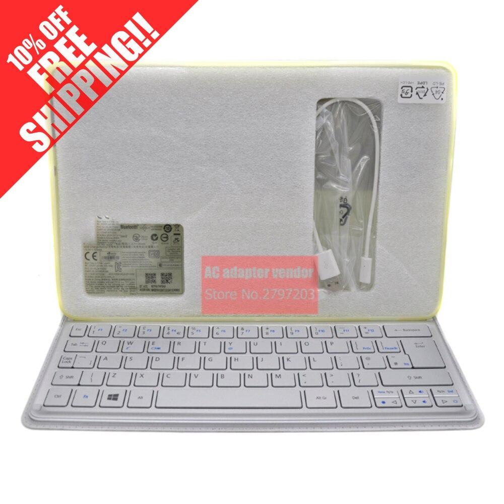 Para ACER 11 pulgadas W700 W701 P3-171 P3-131 KT-1252 teclado bluetooth dock