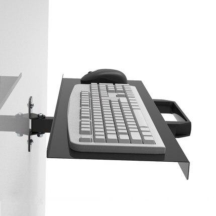 Nueva bandeja para teclado, soporte plegable para teclado, tamaño 65*21cm