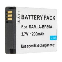 Doscing 1200 mAh IA-BP85A BP85A BP-85A BP 85A Li-ion Batterie Pour Appareil Photo Samsung ST200 ST200F PL210 WB210 SH100 avec en gros