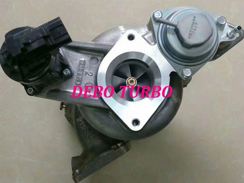 NEW GENUINE MHI TD04 49894-37102 49477-06100 Turbo Turbocharger para H * O * N * D * UM * C * C * O * R * D AVANCIER UR-V K20C3 2.0 t