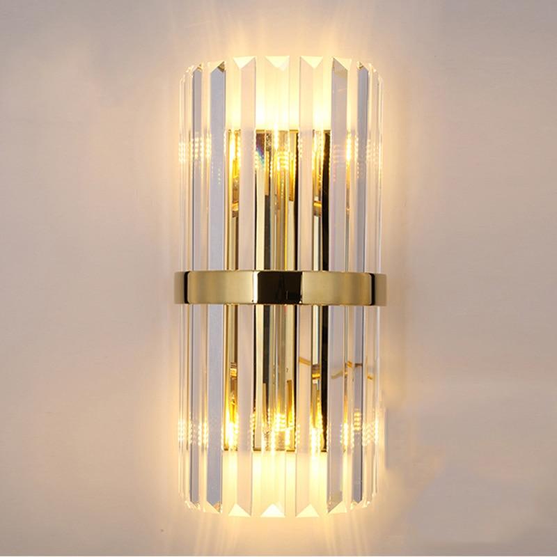 De cristal francés pared dorada lámpara de lujo negro perla de plata niños luces de pared hecho de metal bonito candelabros para luces de pared 2 unids/pack