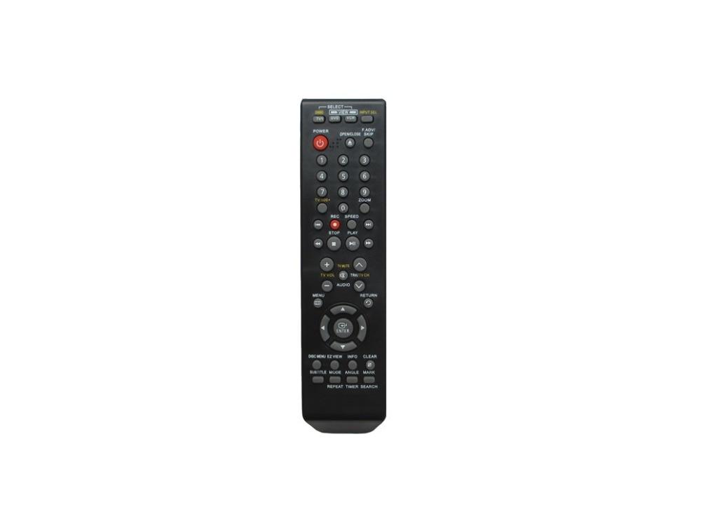 Control remoto para Samsung AK59-0061J DVD-V9700 DVD-V4500 AK59-00052C DVD-V9650 DVD VCR Combo reproductor grabadora