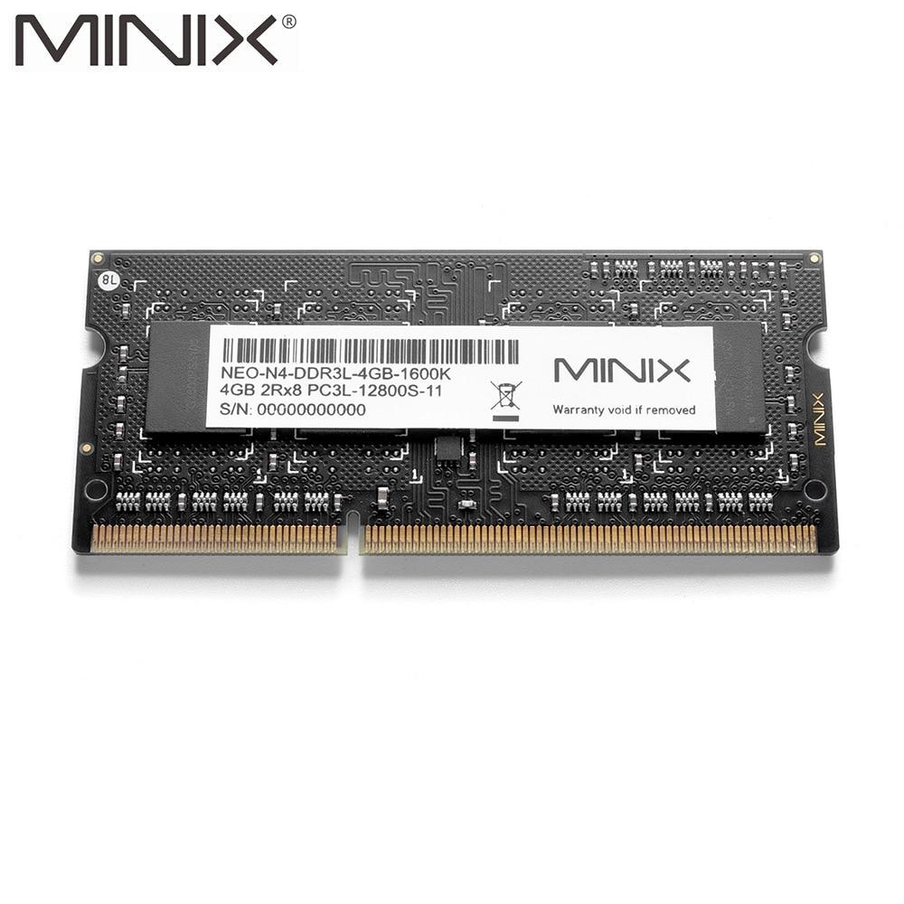 MINIX NEO-N4-DDR3L-4GB para MINIX Neo N42C-4 Intel Pentium Mini PC con Windows...