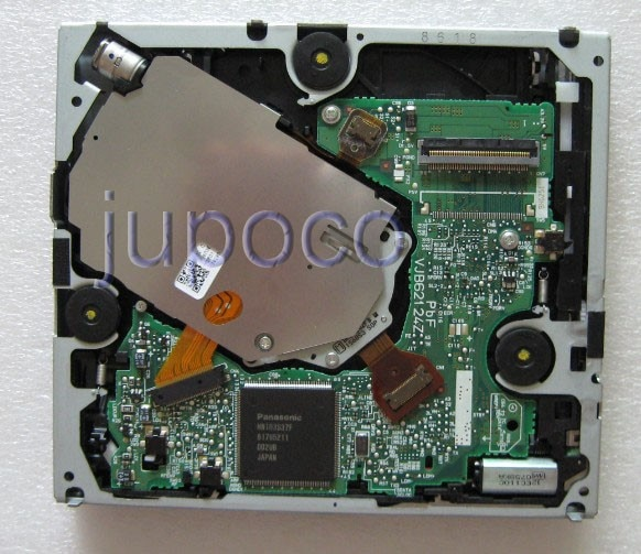 YGAP9690 YGAP9754 carte de circuit imprimé de VJB62124Z   Mécanisme de DVD simple, chargeur de navigation RAE3370 pour Toyota B9001 B9004 B9010 DVD Lexus