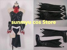 Free Shipping Higurashi When They Cry Angel Mort Uniform Rena Ryugu Cosplay Costume Size customizable Halloween