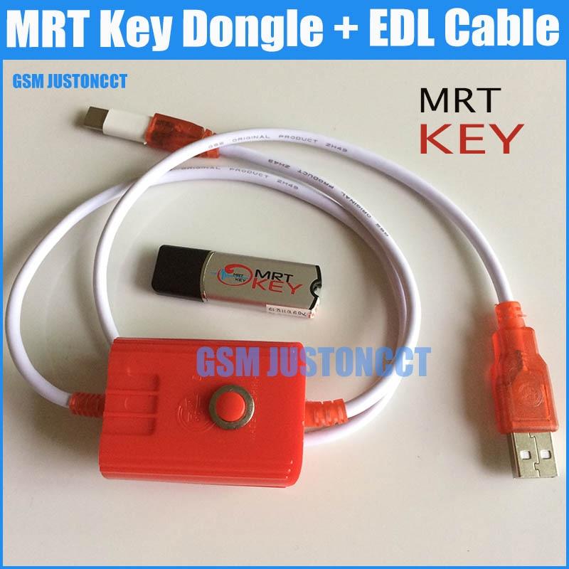 MRT Dongle 2 MRT llave abre Flyme cuenta quitar contraseña Imei profundo Flash Cable para Xiaomi Redmi Huawei para Mei zu