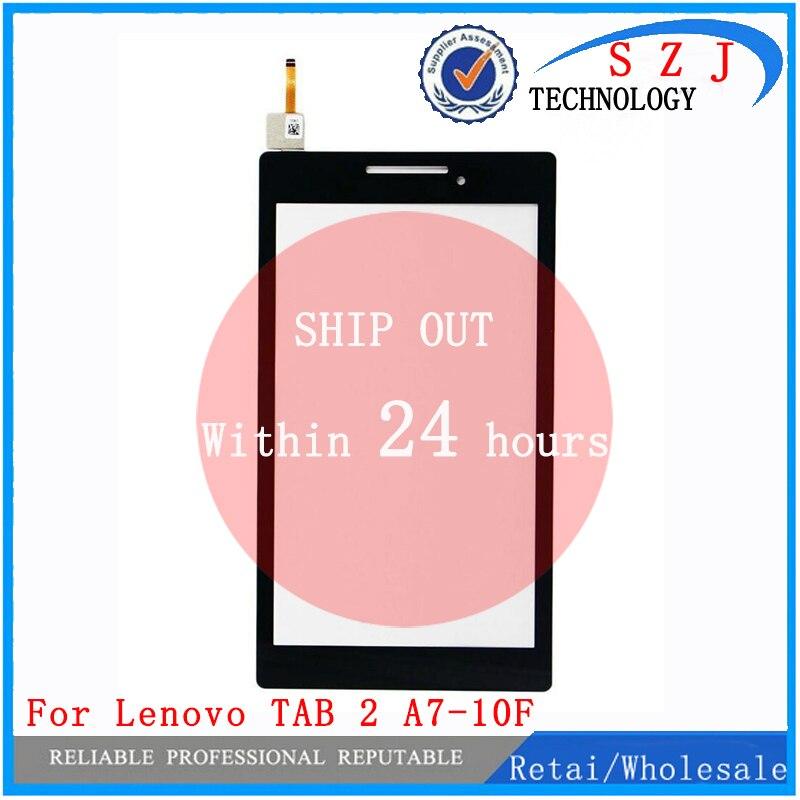 Новый 7-дюймовый планшет для Lenovo Tab 2, A7-10, A7-20, A7-20F, передняя сенсорная панель, дигитайзер, замена стекла