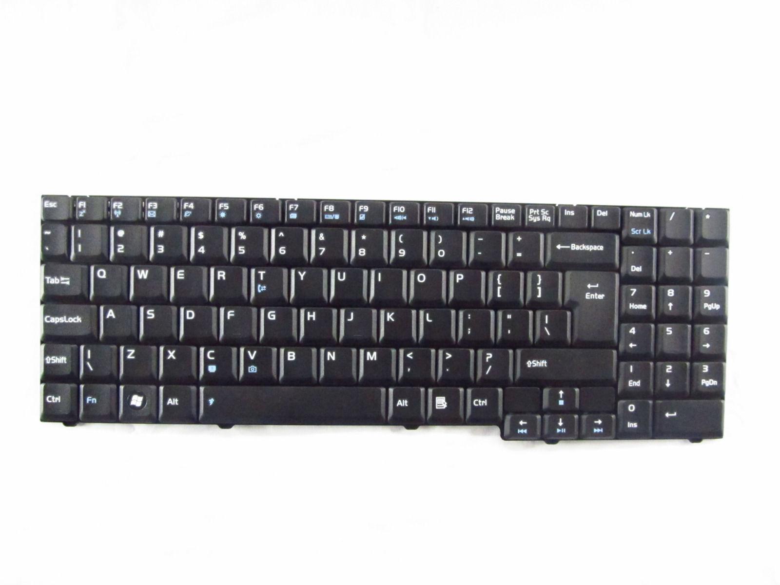 Para ASUS M51A M51E M51Kr M51S M51Se M51Sn M51Sr teclado del ordenador portátil