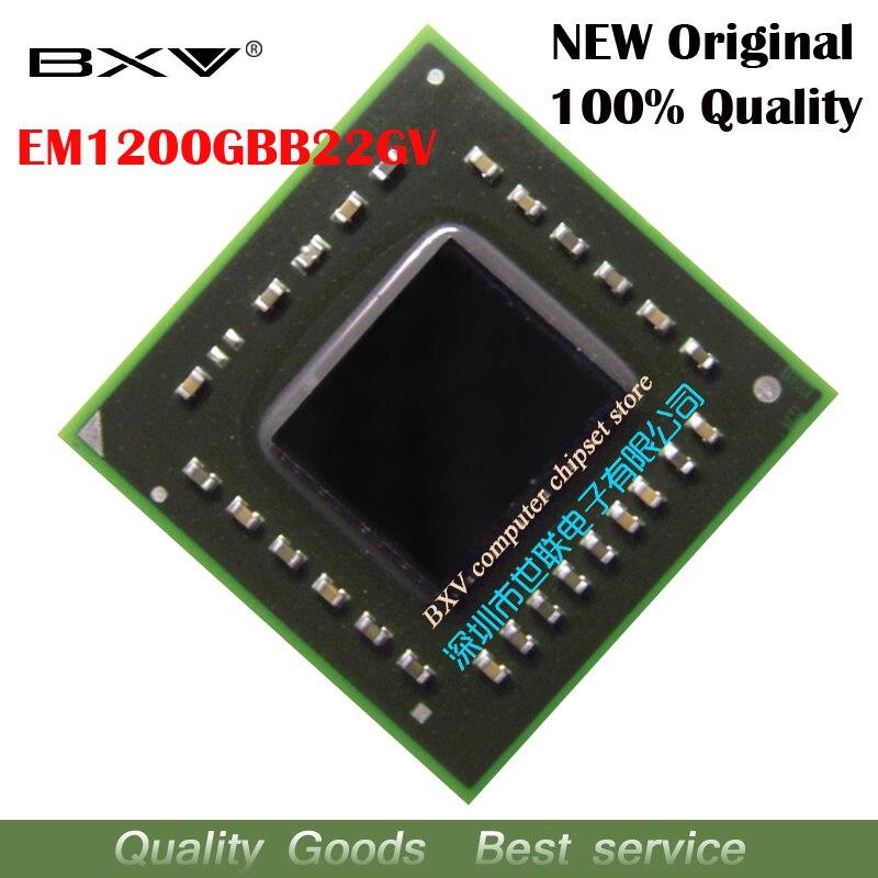 EM1200GBB22GV BGA413 CPU 100% original new BGA chipset for laptop free shipping