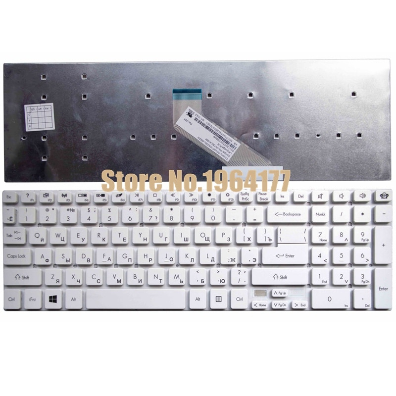 Russian Laptop Keyboard for Packard bell easynote TV11CM TSX62HR TV11HC TV43HC TV43HR VA70 TV44HC TV44HR TV43CM TV44CM RU