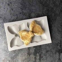 Aouke cukier art łuk silikonowe formy miękkie cukierki narzędzie dekoracji tort czekoladowy formy gliny formy C061
