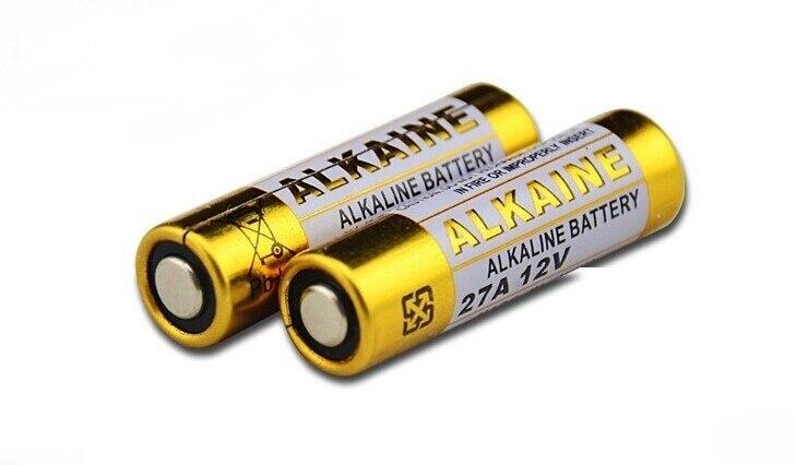 50 uds/27A batería 12V MN27 GP27A A27 L828 batería para timbre pilas alcalinas Control remoto