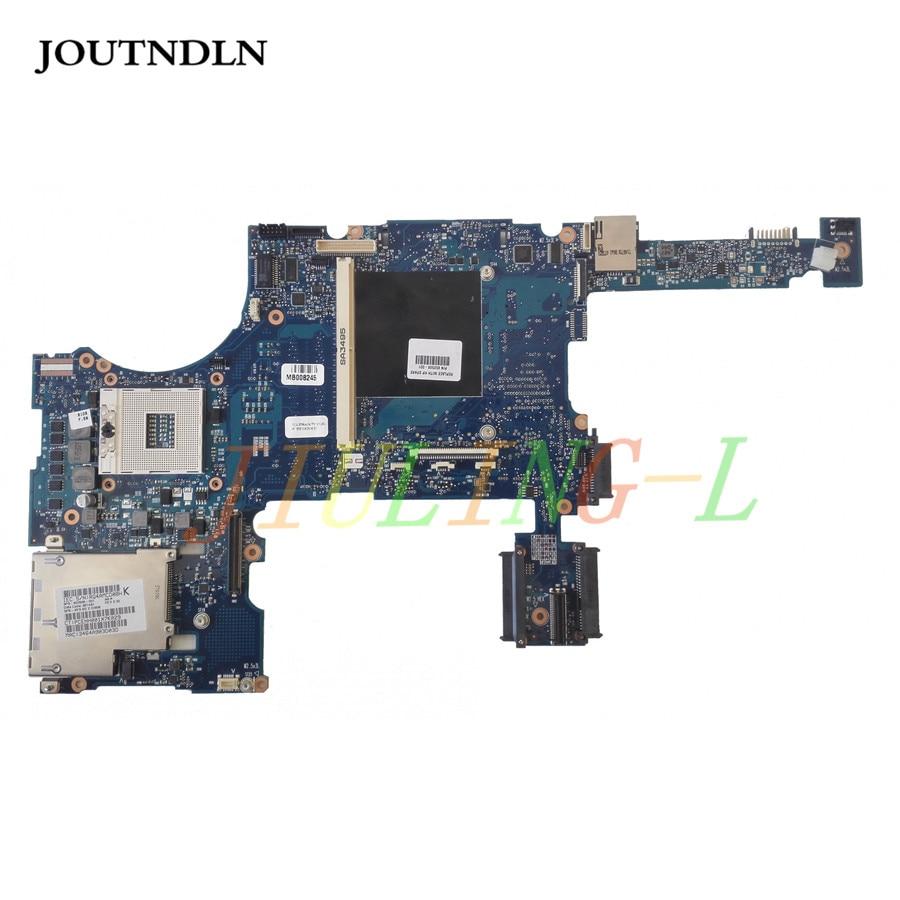 Placa base para ordenador portátil 8760W JOUTNDLN para HP Elitebook 652508-001 6050A2438101 QM67 DDR3