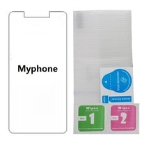 Tempered Glass 9H 2.5D Scratch Proof Screen Protector Film for myPhone Q-Smart Plus / Prime 2 / Q-Sm