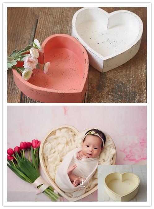 Реквизит для фотосъемки новорожденных 100 дней детская мечта любовь деревянный