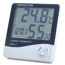 LCD Digital Digital   Numérique, termometro intérieur sala al air libre, medidor de humedad de températura hi24etro
