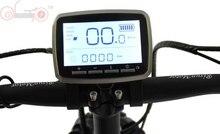 Pantalla de bicicleta eléctrica 36V 48V VLCD5 para Ebike TONGSHENG, Sensor de par sin escobillas, Motor de accionamiento medio, puerto de carga USB