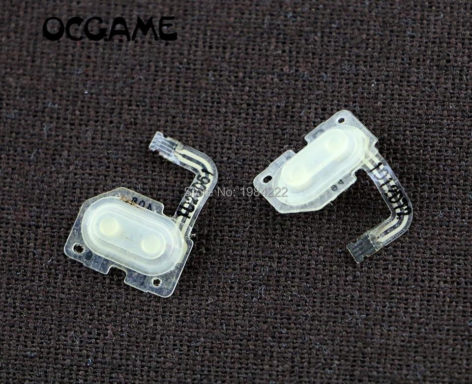 OCGAME 2 par/lote L R RL LR botón de disparo izquierdo derecho cable flexible teclado L & R para PSVita 1000 pdv1000 VITA1000 consola original