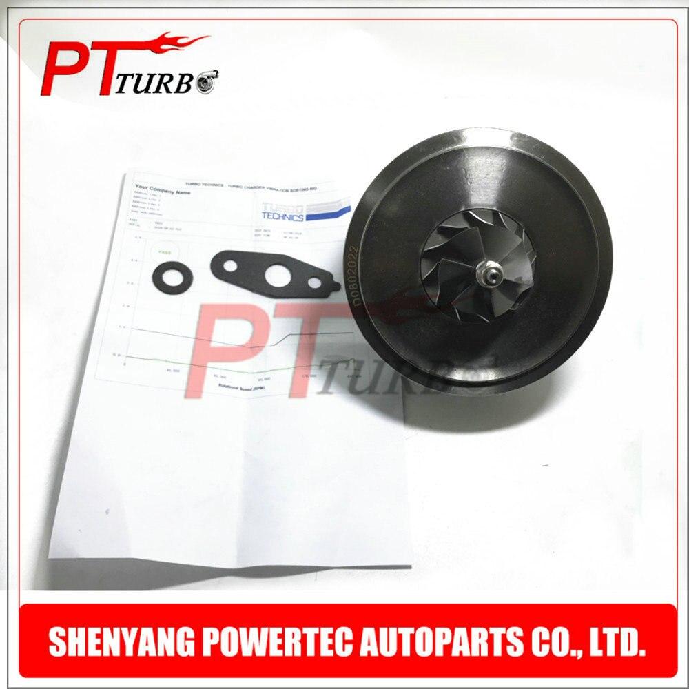Turbina núcleo 17201-51021 turbo cargador CHRA VB36 cartucho equilibrado para Toyota Landcruiser V8 D 261 HP 1VD-FTV VDJ76 VDJ78 VDJ79