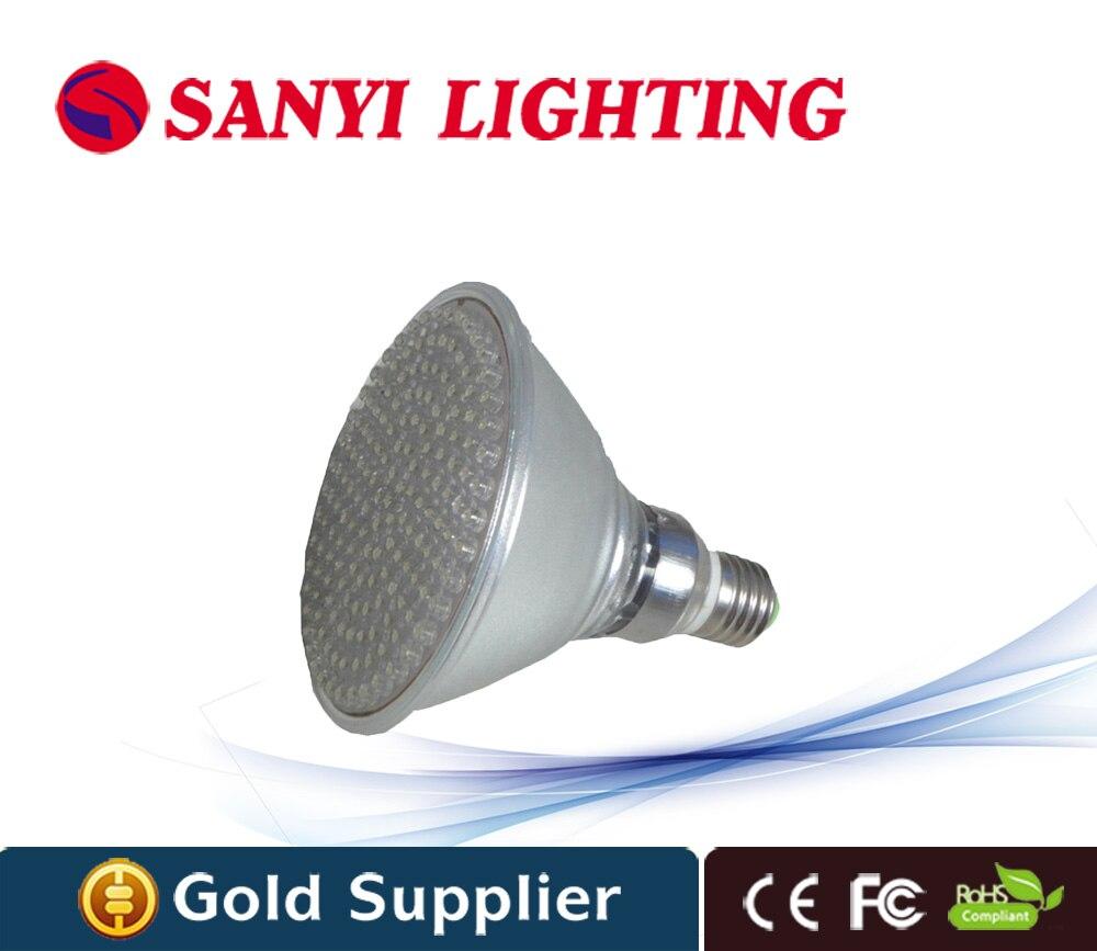 Цветок Veg Рост 10 Вт Светодиодная лампа для выращивания 168 светодиодов 0,06 Вт Светодиодная лампа для роста растений для тепличных ферм комнатн...
