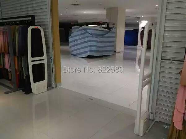58khz Eas AM alarm gate Clothes Store Eas System 2pcs/set enlarge