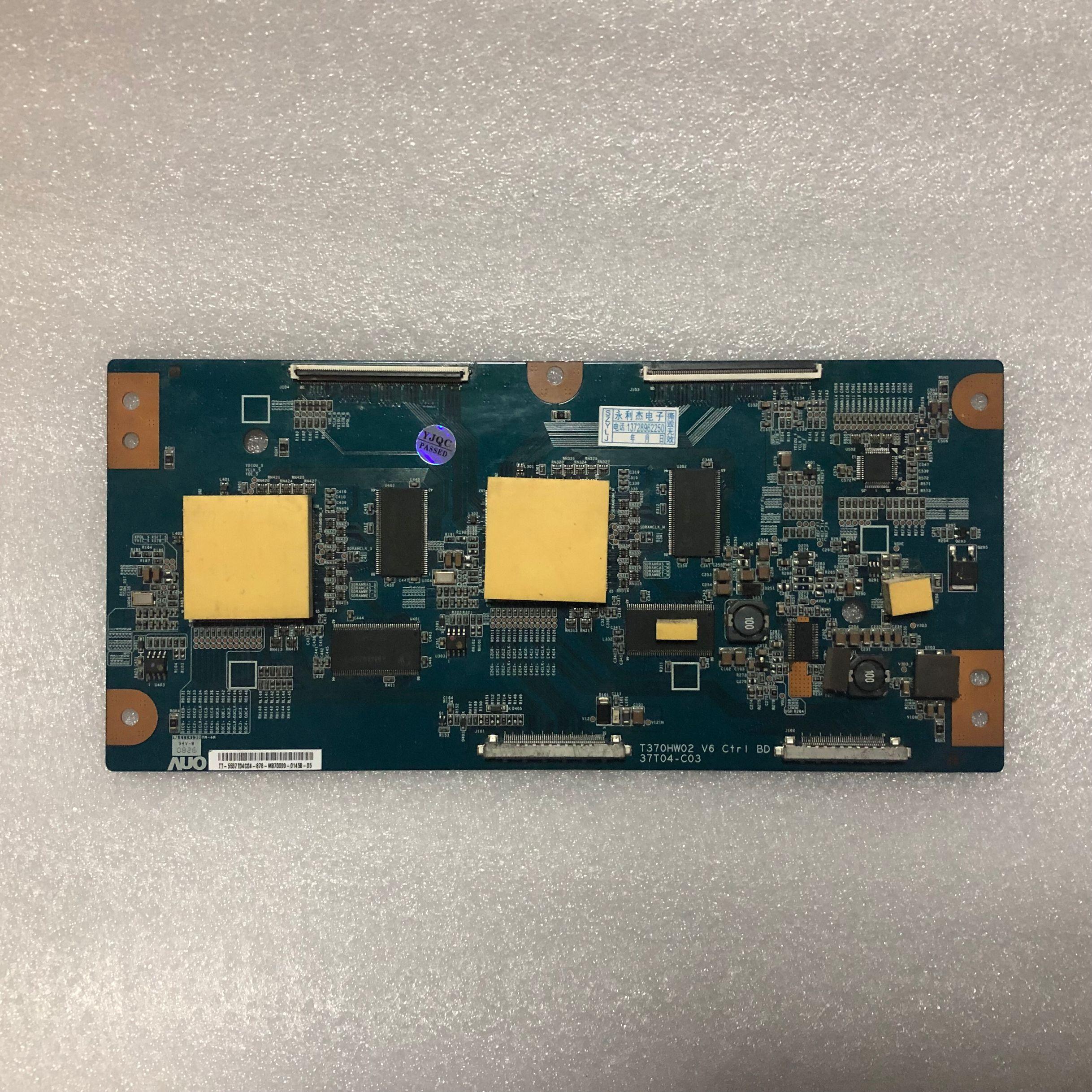 Оригинальная логическая плата T370HW02 V6 37T04-C03 = T370HW02 V9 для 37 дюймов,