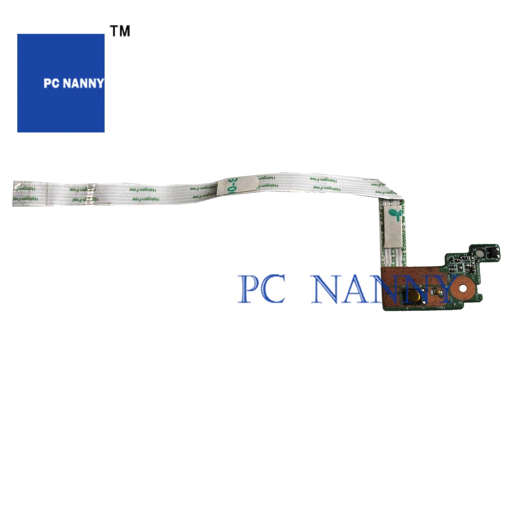 PCNANNY para HP pavilion 14-b 14-c serie POWER BUTTON BOARD DA0U33PB6D0 697901-001 prueba buena
