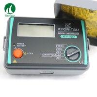 KYORITSU KEW4105A-H Digital Earth Resistance Tester Multimeter 0-20Ω/200Ω/2000Ω