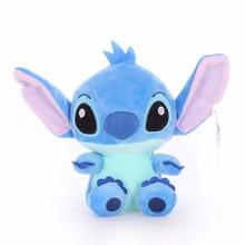 Dessin animé point Lilo et point peluche poupée jouet, Anime point doux animaux en peluche poupée jouet pour bébé enfants anniversaire cadeaux de noël