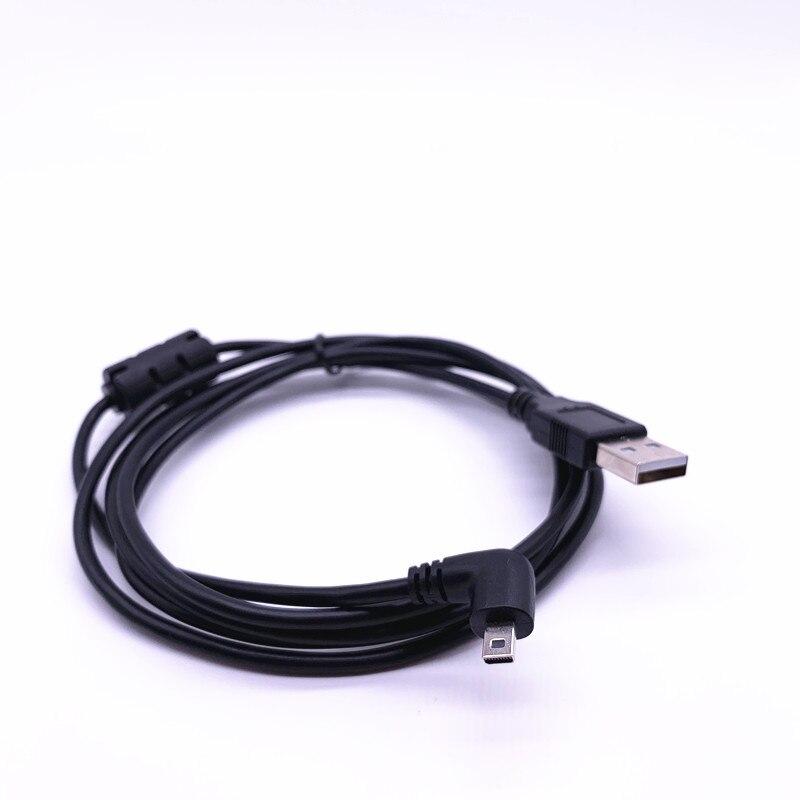 Cable de datos de 8 pines en ángulo izquierdo de 90 grados para SIGMA Dp1 Quattro DP1Q DP2 Merrill DP2M DP3 Merrill DP3M MC11