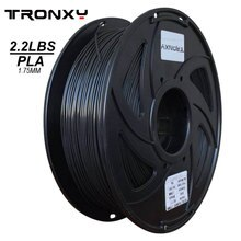 2020 neue Tronxy 3D Drucker Filament 1KG/Rolle PLA 1,75mm Kunststoff Materialien Feste PLA Filament kunststoff für repRap