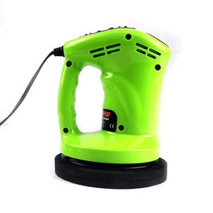 Image 3 - 12 В 80 Вт Мини Машинка Для Полировки Автомобиля, восковая полировка, инструмент для ухода за краской, шлифовальный станок 150 мм