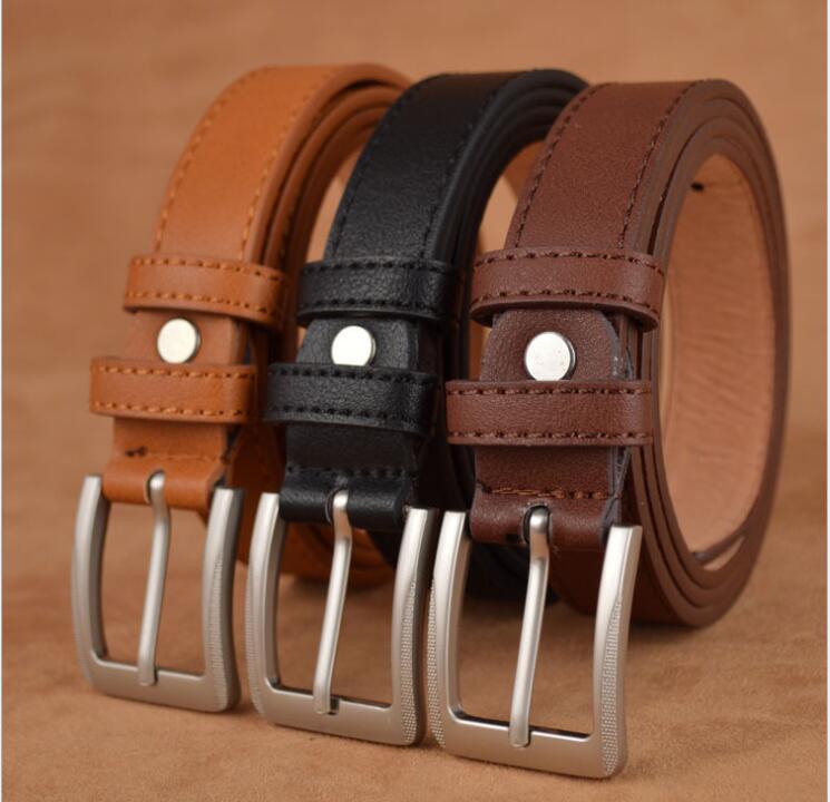 90-100cm kids belt PU Leather ceinture enfant Waist Belt Straps Boys girl Children Clothing children's accessories baby gift GG