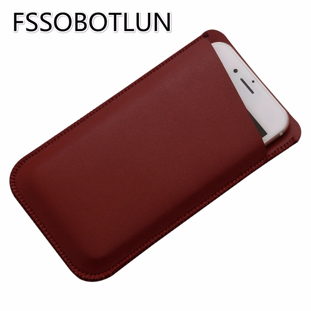 FSSOBOTLUN para Motorola Moto G5 caso de doble capa de microfibra de manga de teléfono de cuero cubierta de bolsa de bolsillo con ranura para tarjeta