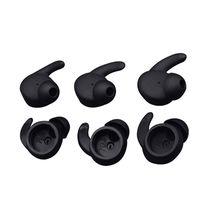 3 pares de almohadillas de piel suave de silicona para auriculares de repuesto para Huawei Honor AM61 auriculares Bluetooth deportivos