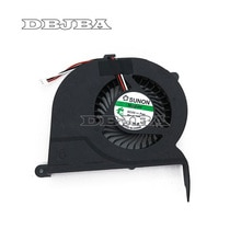 Cpu Cooling Fan for Samsung notebook DFS531005MC0T FA5B F81G-5 BA31-00098A laptop cpu GPU cooler fan RV411 RV415 RV420 RV509 Q