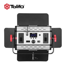 Tolifo GK900S Pro 5600 K/3200 K télécommande sans fil de haute qualité LED lumière de Studio pour la photographie en plein air et Interview de nouvelles