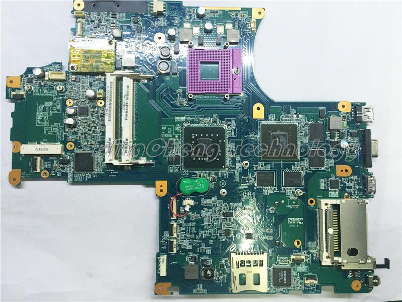 HOLYTIME MBX 194 carte mère dordinateur portable pour Sony M781 MBX-194 1P-008BJ00-8011 A1563297A pour intel cpu carte graphique non intégrée