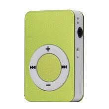Hiperdeal Mini Usb MP3 Music Media Player Lcd-scherm Ondersteuning 16 Gb Micro Sd Tf Card Dropship 171219 Draagbare Speler 5 Kleuren
