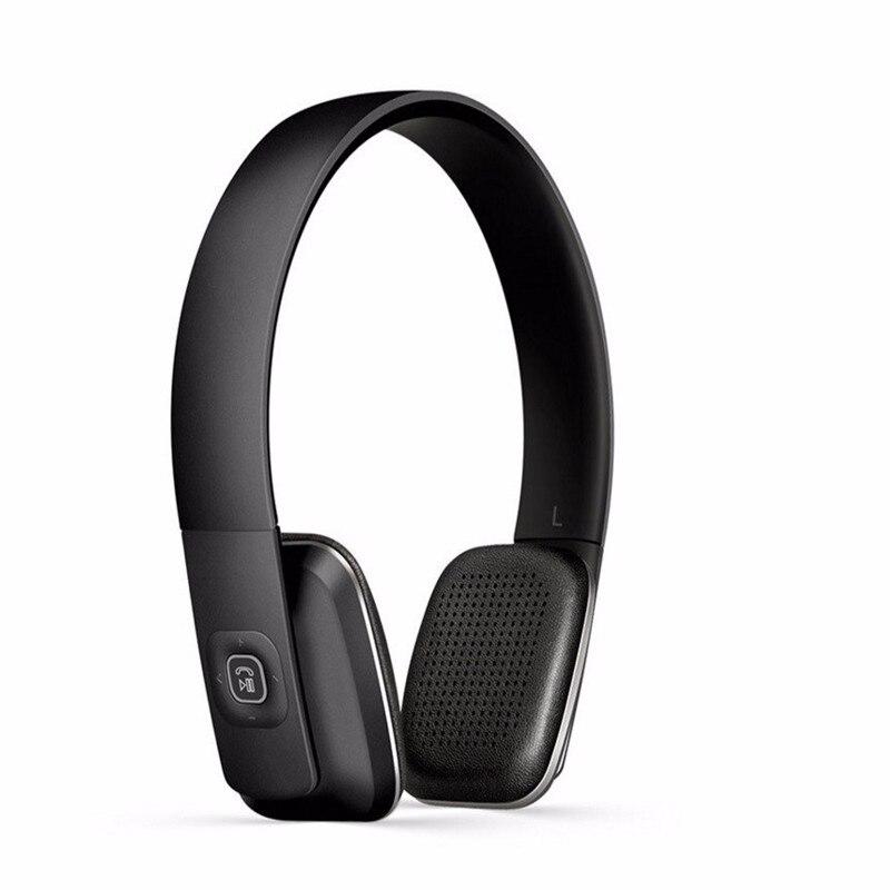 Jqaiq накладные Беспроводной наушники Bluetooth V4.1 гарнитура Портативный спортивные стерео наушники с микрофоном для смартфонов