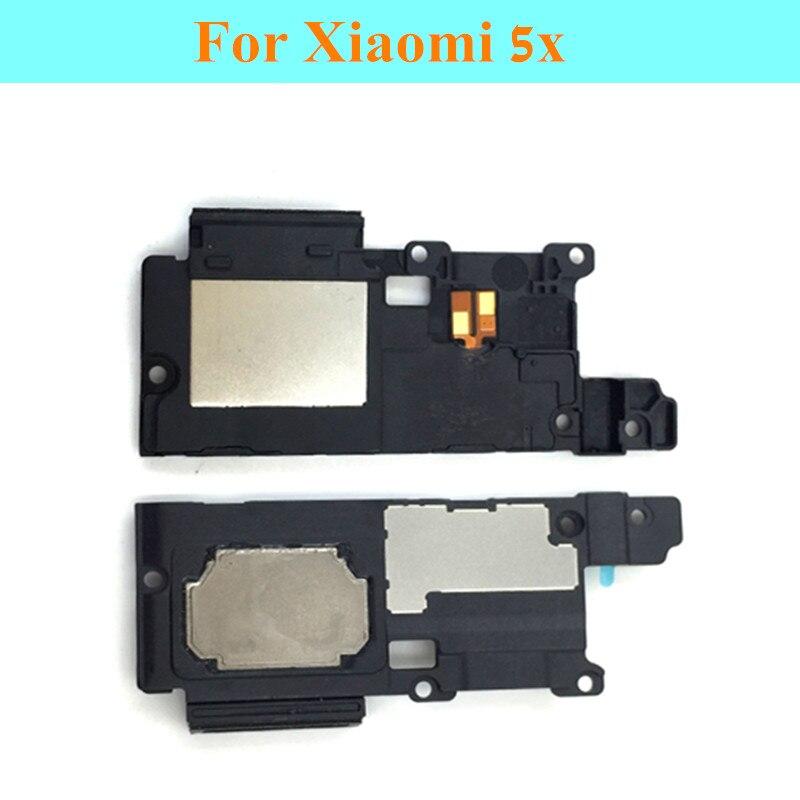 10 unids/lote Original altavoz zumbador Flex cable para Xiaomi 5X mi 5X altavoz ruidoso Ringer Board repuestos